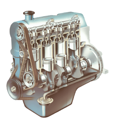 The engine is the heart of your car