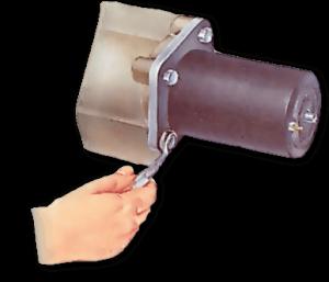 removing-the-starter-motor