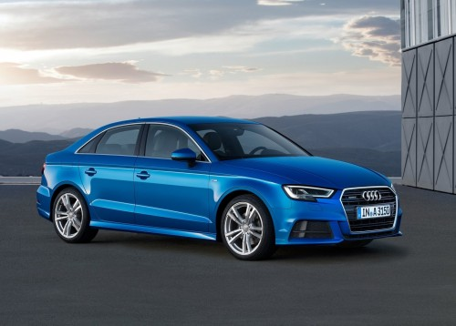 Audi A3 facelift to arrive in Q1 2017