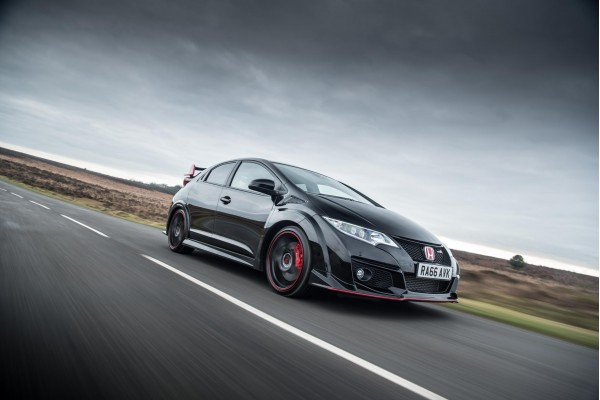 Honda Civic Type-R Black Edition